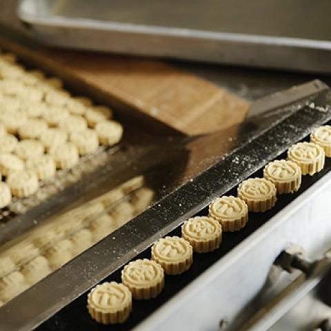Fábrica de Produção de Alimentos Barra