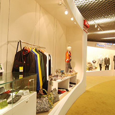 """Made in Macao"" means top quality A local brand「MinM」has set up its souvenir counter in ""Macao Ideas"""