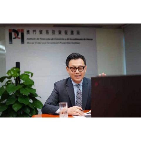[2021/04/28] 贸促局办线上培训冀提高会展业界社交媒体营销能力