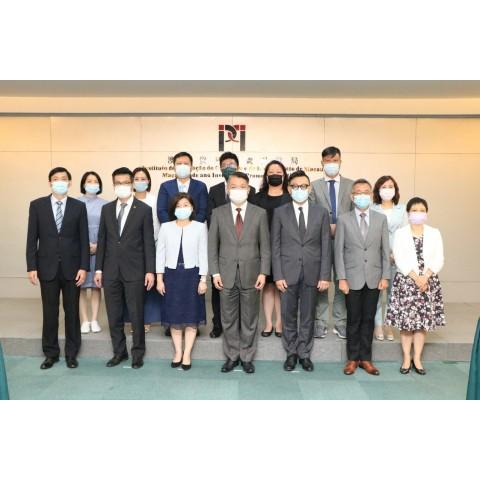 [2021/06/15] 会展业发展委员会举行2021年第一次平常全体会议
