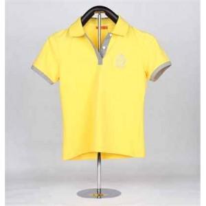 黃色女裝Polo 衫