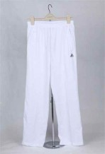 男装白色长裤