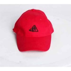運動帽(紅色)