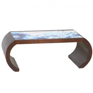 世遺瓷磚畫茶機桌
