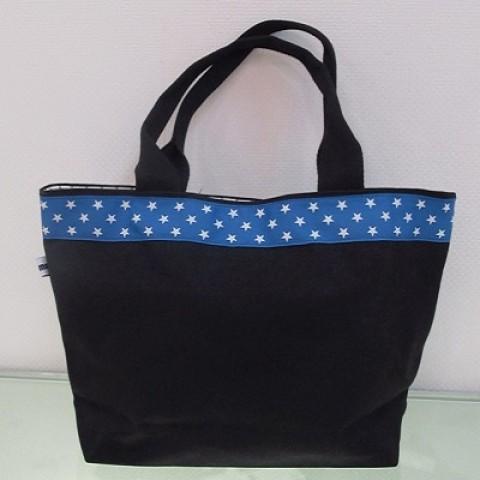 Handbag with Flower Belt 02
