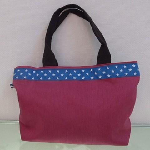 Handbag with Flower Belt 03