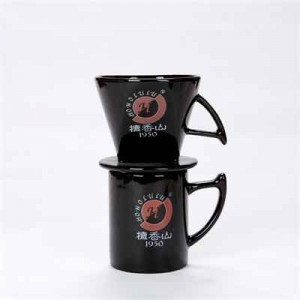 咖啡蒸漏杯