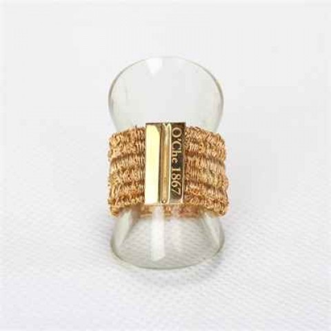 18K(750)金戒指