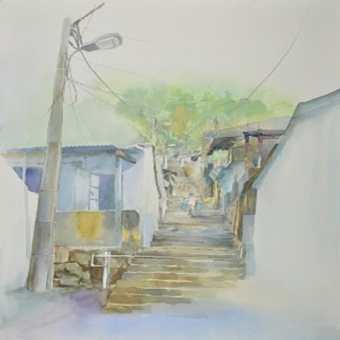 路環平民屋的童年 – 放學後