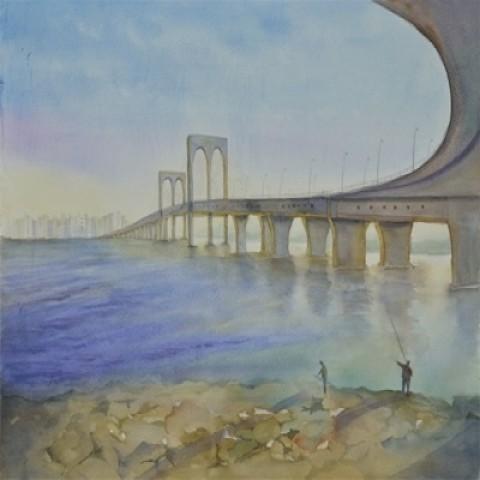 大海在我腳下 - 西灣大橋