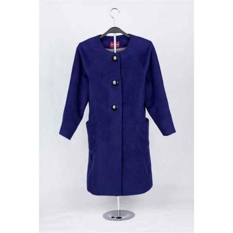 Blue Long Jacket
