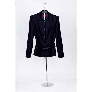 Black Jacket with Belt