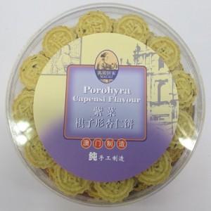 紫菜棋子形杏仁饼