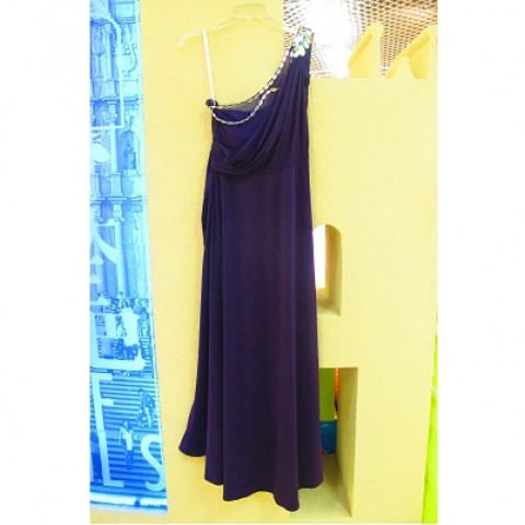 Night Dress (Deep Purple)