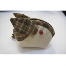 兔子形状的零钱包