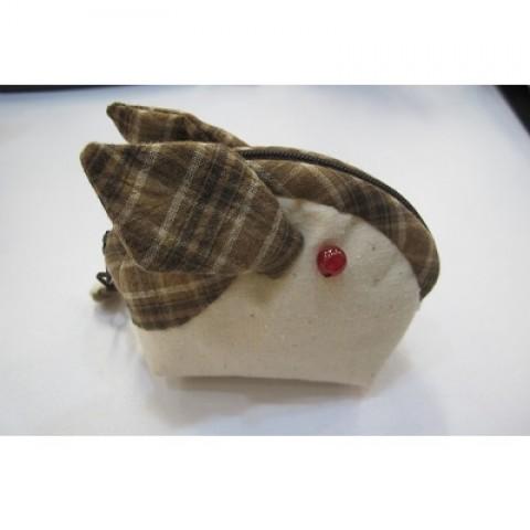 兔子形狀的零錢包