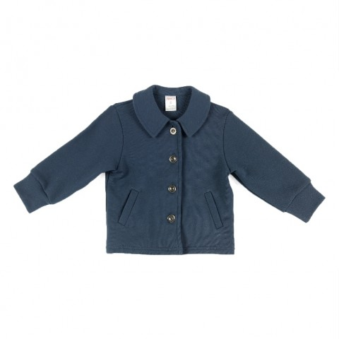 Pure Cotton Hooded Jacket