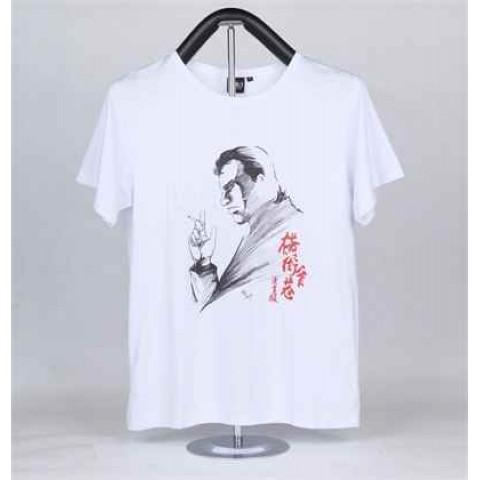 橫街窄巷T恤03 (父親側面)