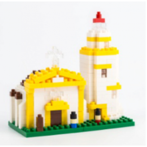Blocos De Construção - Fortaleza da Guia