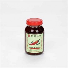Spceial-recipe-made chili oil