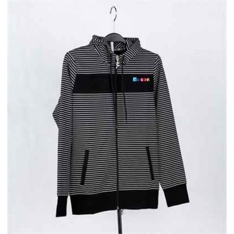 橫紋運動外套