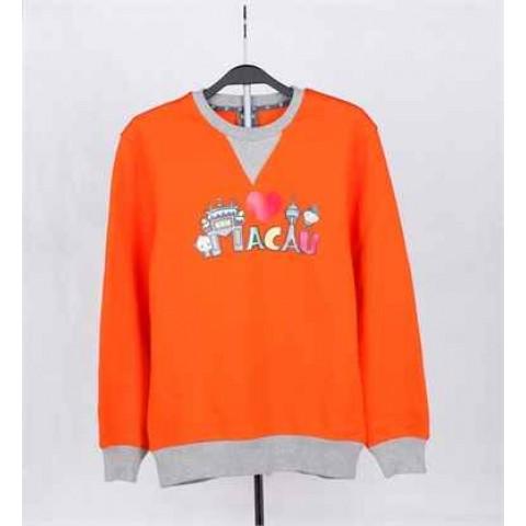 Suéter de Laranja