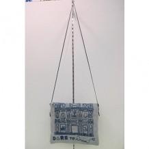 Uma carteira de mão (clutch) 'Dai-sam-ba' 3D