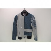 Hand-embroidery Patchwork Jacket