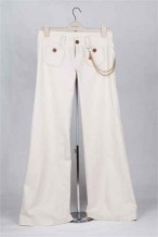 Ladies' Cotton Pants with Accessories