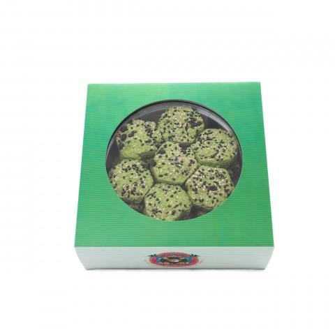 Green Tea Sesame Cookies