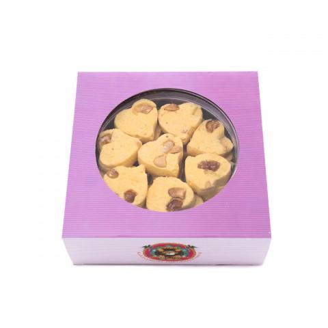 Biscoitos de Castanha de Caju