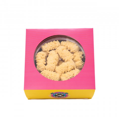 Bicho-Bicho (Butter Cookies)
