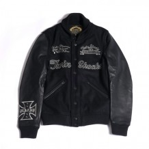 Twin Shocks Varsity Jacket