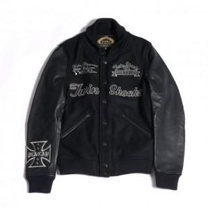Twin Shocks Varsity Jacket