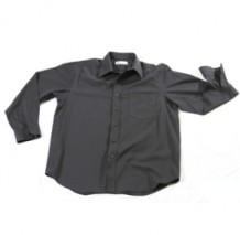 黑色男裝恤衫