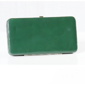 Green Case Wallet