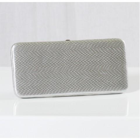 Silver Case Wallet