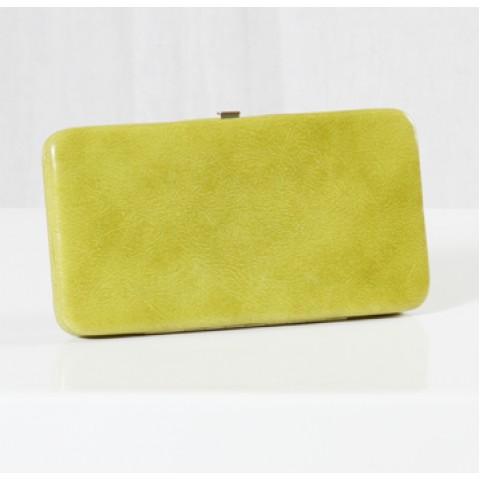 Light Green Case Wallet