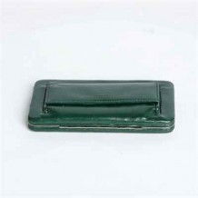 Dark Green Case Wallet