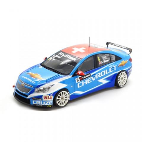 1/24 Chevrolet Cruze (1.6T) '12 WTCC World Champion
