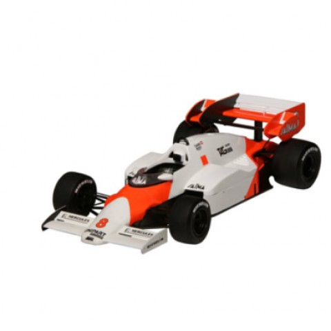 1/20 McLaren MP4/2 '84 BRITISH GP Ver.