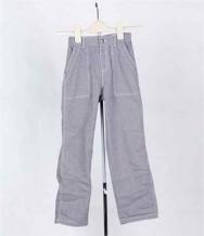 藍色童裝褲