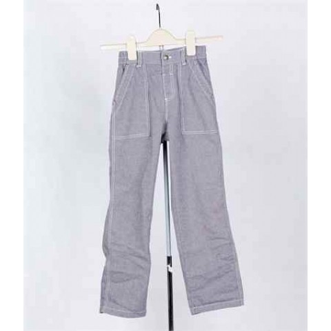 Blue Kids Pants