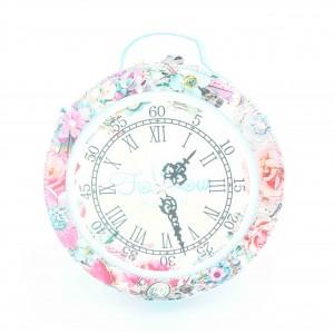 花園主題手袋系列─夢境花園:時鐘、購物大袋