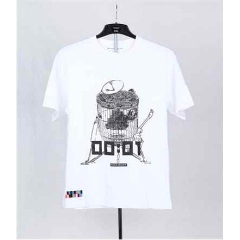 The White Silhouette T-Shirt 1