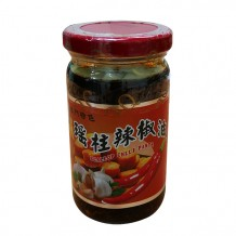 scallop chili oil