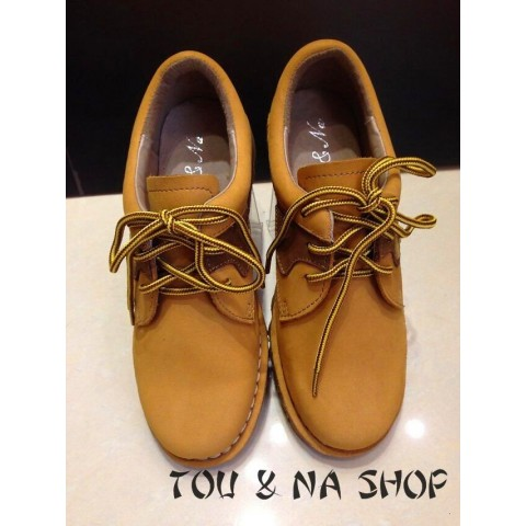 TOU & NA designer's own hand couple wild casual fashion shoes