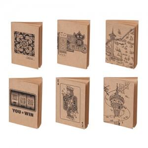 Cadernos Kraft