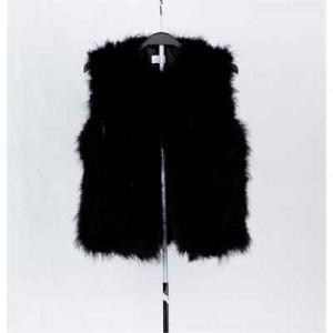 羽毛服裝 (黑色)