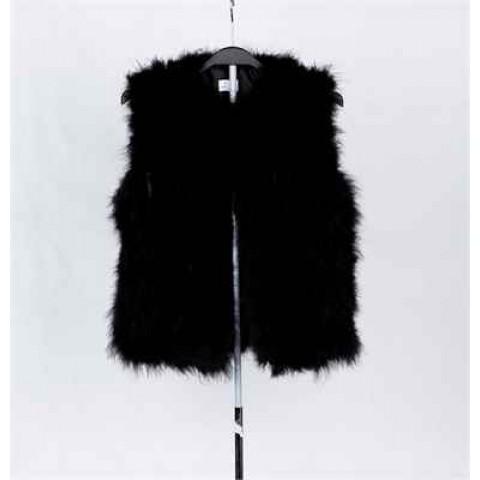 Vestuário de Penas (Preto)